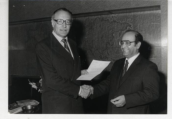 HE Kareem Al Shakar is appointed permanent representative to the UN in Geneva