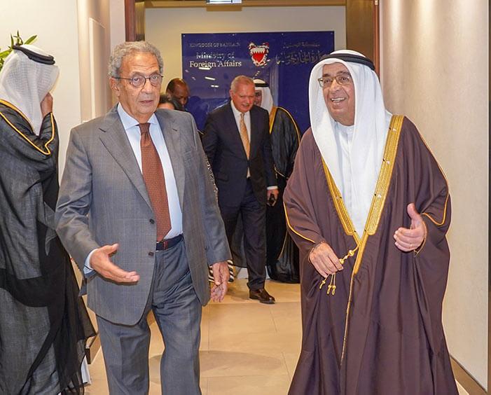 HH Shaikh Mohammed Bin Mubarak Al Khalifa visit
