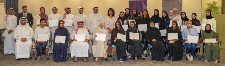 The conclusion of the 'Youth and Diplomacy' event