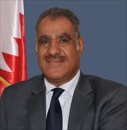 Ambassador Tawfeeq Ahmed Almansoor