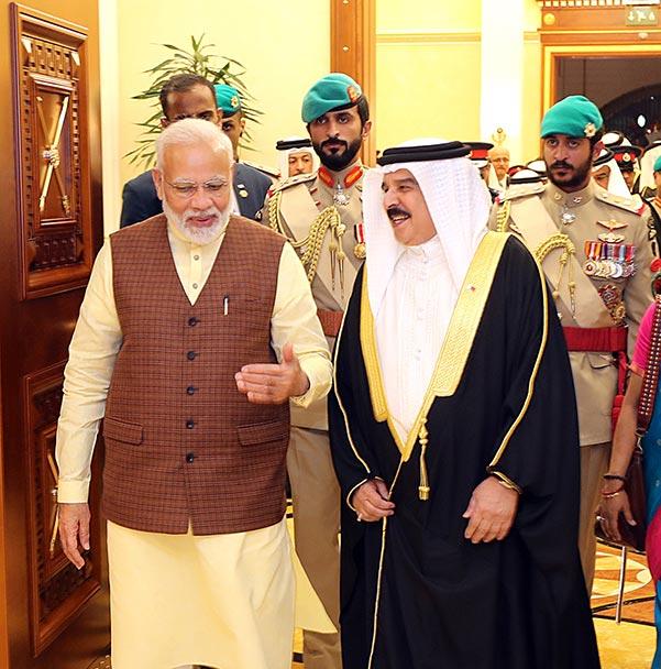 Prime Minister Modi visit to Bahrain