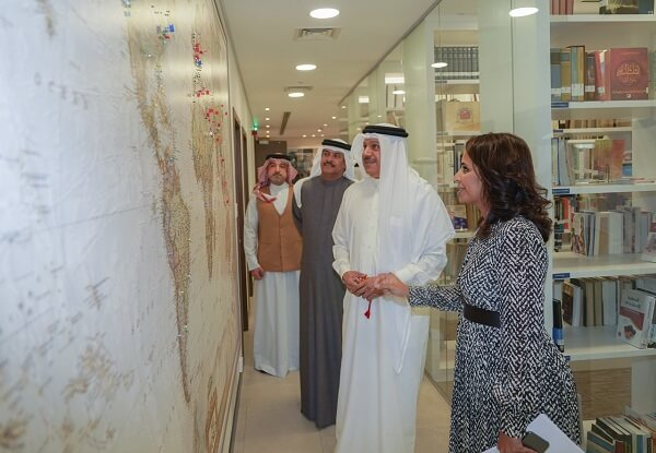 Minister's visit to MBMA
